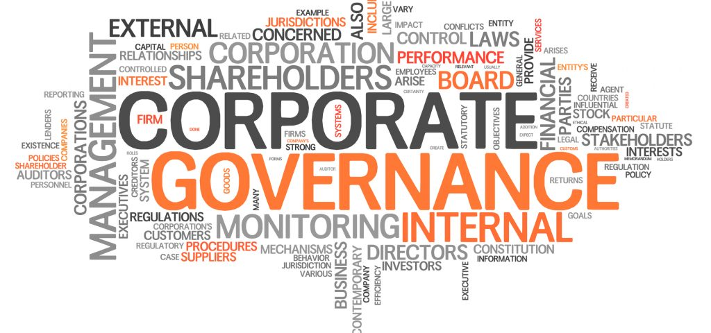 corporate data governance