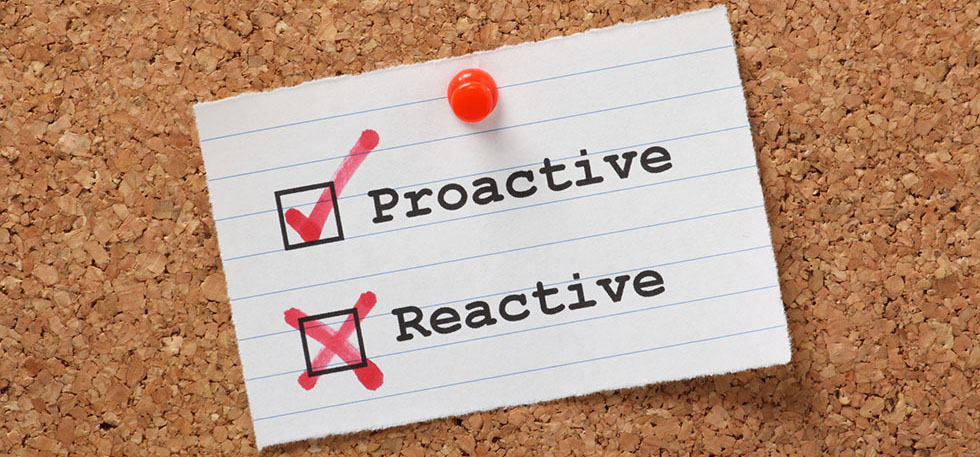 What is a Proactive Dashboard