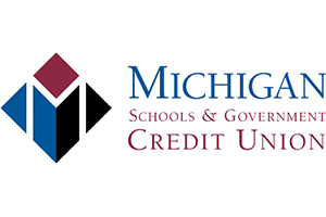 Michigan Schools & Government Credit Union Logo